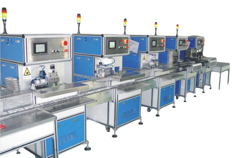 优凯设备浅谈自动焊接机价格的结构特点
